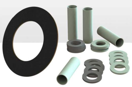 ISOPRO™-NFP Flange Isolation Gasket Kit