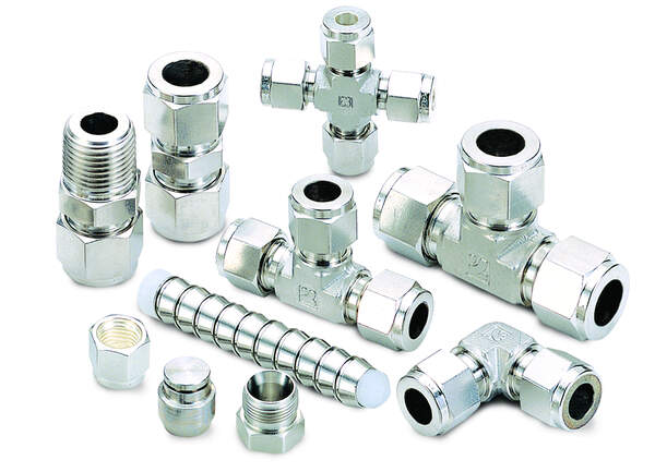Tube Fittings - Your South Carolina Source