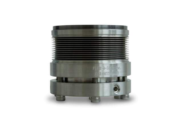 High Temperature Metal Bellows Rotary Seal