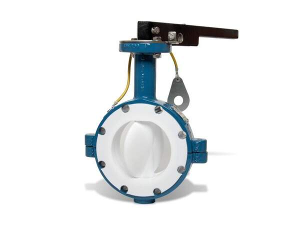 MOBILE-SEAL® Butterfly Valves