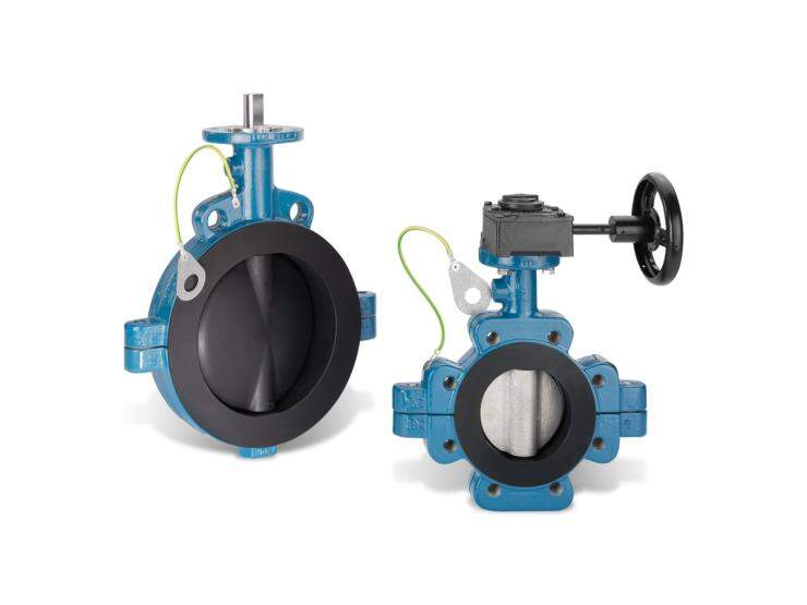 SAFETY-SEAL® Butterfly Valves