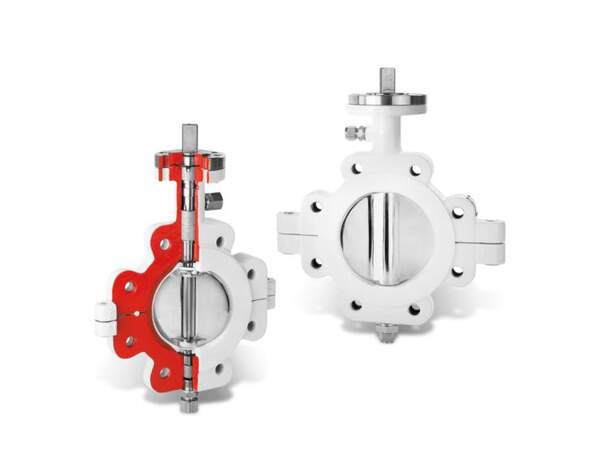 STERILE-SEAL® Butterfly Valves