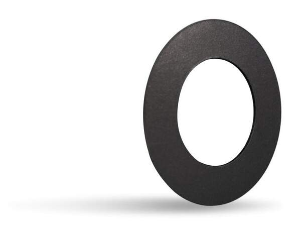 GYLON® 3530 PTFE Gaskets Black GYLON®