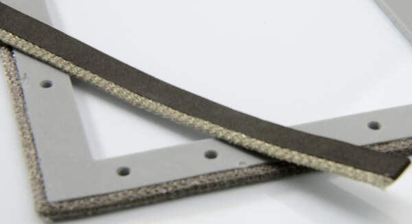 Combo Strip Shielding Gaskets - Waveseal
