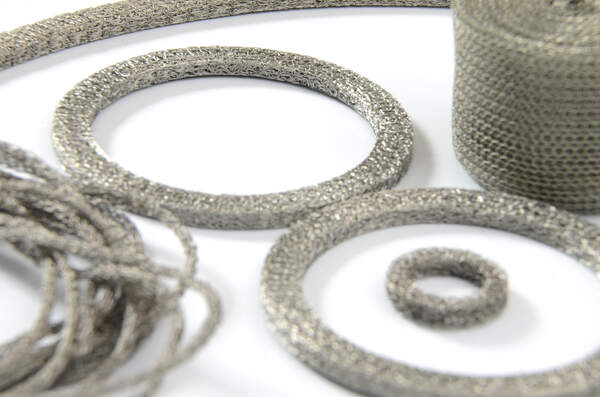 Knitted Wire EMI Shielding Gaskets - Waveseal